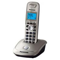 Телефон беспроводной Panasonic KX-TG2511 RUM серый металлик