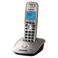 Телефон беспроводной Panasonic KX-TG2511 RUN серый