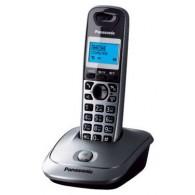 Телефон беспроводной Panasonic KX-TG2511 RUS серебро