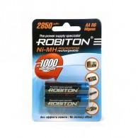 Аккумулятор Robiton R6 2850 BL2