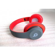 Наушники-плеер S170 красные (microSD,Bluetooth)
