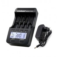 З/у LiitoKala lii-500 (для li-ion аккумуляторов)