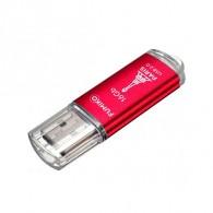 Флэш-диск Fumiko 16GB USB 2.0 Paris красный