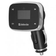 MP3 FM модулятор автомоб. Defender RT-Audio (83553)