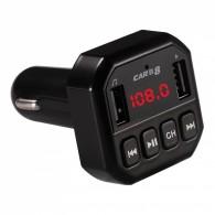 MP3 FM модулятор автомоб. CARB8 (Bluetooth, USB)