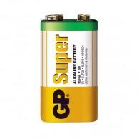 Батарейка GP 6LR61 Alkaline sh 1/10