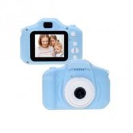Детская фотокамера голубая