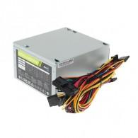 Блок питания Aerocool ECO-500W (20+4+4)pin, 6pin, 3хSATA,2хMolex, FDD, 12см