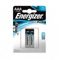 Батарейка Energizer LR03 Max Plus BL 2/24