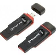 Флэш-диск Transcend 64GB USB 2.0 JF340 OTG