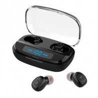 Гарнитура Bluetooth Smartbuy i400 (SBH-3043B) пауэрбэнк 3000mAh