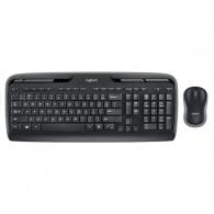 Комплект Logitech MK330 беспроводной черный