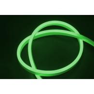 "Светодиод. лента ""Гибкий неон"" PFN-01 2835/120 Jazzway 220v зеленый IP65 метраж"