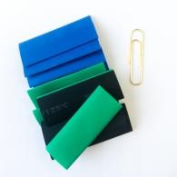Термоусадка набор (10мм зел., 10мм син., 10мм чер. по10шт)