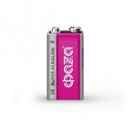 Батарейка Фаzа 6LR61 Super Alkaline BL 2/20