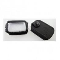 Чехол для сигнализации силиконовый Томагавк TZ9010\9020\9030 черный кожзам