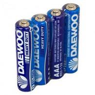 Батарейка Daewoo LR03 sh 4/24