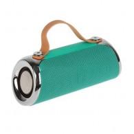 Мини-колонка S03 (Bluetooth\USB\MicroSD) зеленая