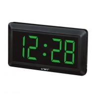 Часы электронные 780-4 (220V+2*ААА, зел.цифры)