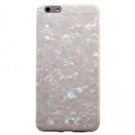 Чехол для iPhone 6 силиконовый перламутровый