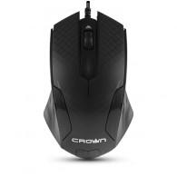 Мышь Crown CMM-100 черная