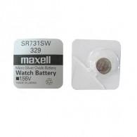 Батарейка Maxell SR 731 SW (329) BL 1/10