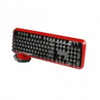 Комплект SmartBuy SBC-620382AG-RK беспроводной черно-крас