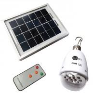 Солн.минисистема AS-8205-20DR (солн.панель+светильник (АКБ 800mAh, до 4ч)