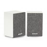 Колонки SmartBuy 2.0 SBA-3300 (6Вт) USB Fusion бел\сер