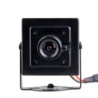 Видеокамера аналоговая Kurato 200-CMOS-800-2,8 черная