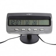 Часы автомобильные VST-7045