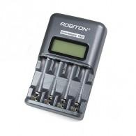 З/у Robiton SmartDisplay1000 с дисплеем (1-4*АА\ААА)