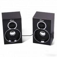 Колонки Ritmix 2.0 SP-2013w черные