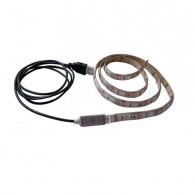 Комплект светодиодной ленты Jazzway PLS-TV-USB 5050/30 6500К 0,9m Белый IP54