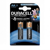 Батарейка Duracell LR6 Ultra Power BL 2/40