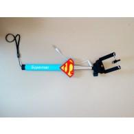 Селфи штатив Monopod Superman