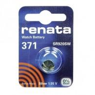 Батарейка Renata SR 920 SW (371) BL 1/10