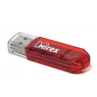 Флэш-диск Mirex 16Gb USB 2.0 ELF красный