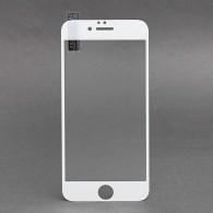 Защитное стекло 2,5D для iPhone 6 белое (91808)