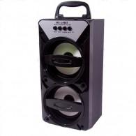 Колонка портативная MS-149BT (Bluetooth/USB /SD/FM/дисплей) черная