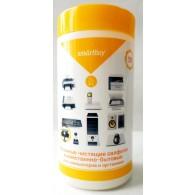 SmartBuy Влажные салфетки для поверхностей (100шт)