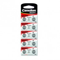Батарейка Camelion G 0(379, 521, 512, LR63) 10/100