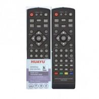Пульт универсальный DVB-T2+2 ver.2020г. HUAYU для ресиверов