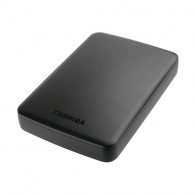 Жесткий диск HDD Toshiba 2Тb 2.5'' Canvio Basics USB 3.0 черный