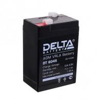 Аккумулятор для прожекторов Delta (6V 4,5 Ah)