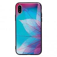Чехол для iPhone Х\XS листья