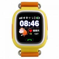 Smart-часы Q80 Hello детские с GPS трекером желтые