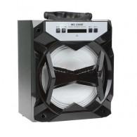 Колонка портативная MS-256BT (Bluetooth/USB /SD/FM/дисплей) черная