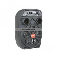 """Колонка портативная 6,5"""" OM-702 (Bluetooth/USB /microSD)"""