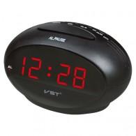 Часы электронные 711-1 (220V, крас.цифры)